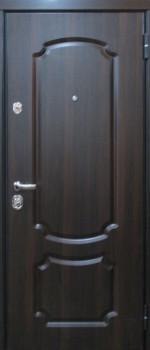 Входная дверь Триумф Темный орех